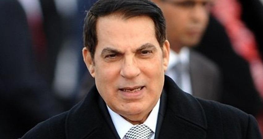بطاقة جلب دولية ضد الرئيس الأسبق بن علي