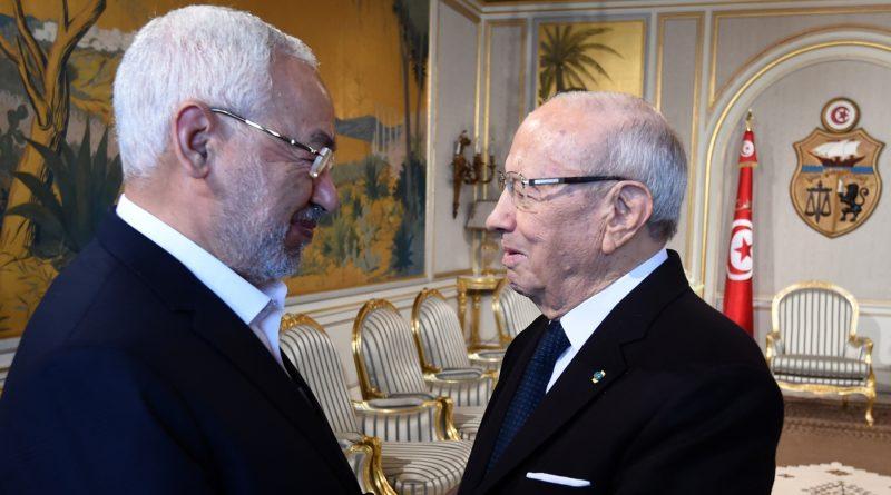 في خطوة غير مسبوقة: نداء تونس ينشر نشاط الرئيس و يعلن عن تمسك الرئيس