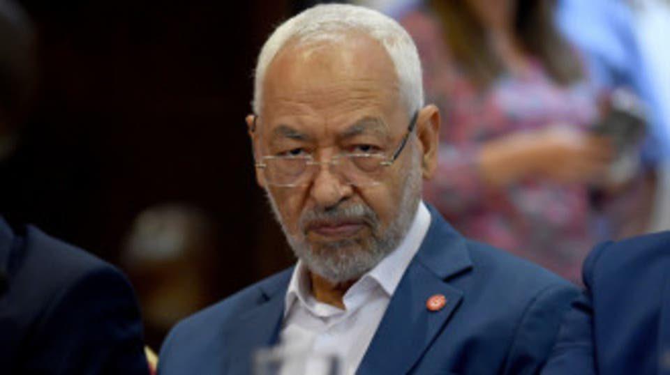 """الغنوشي لموقع قناة """"الجزيرة"""": الحملة على رئيس البرلمان """" تتقاطع مع أجندات دولية"""" و """"الحياد السلبي في المسألة الليبية لا معنى له"""""""