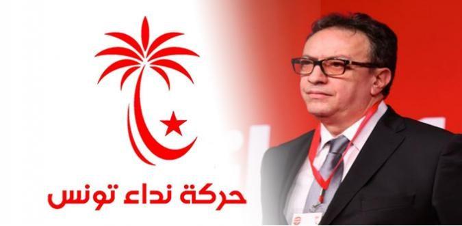 """رسمي: الابقاء على حافظ قايد السبسي ممثلا قانونيا لحركة """"نداء تونس"""""""