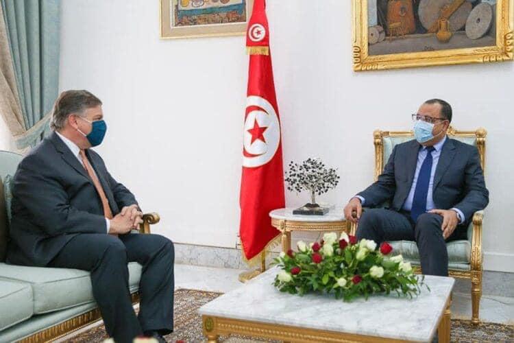 السفير الأمريكي في تونس