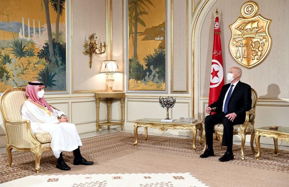 """السعودية: """"نحترم شأن تونس الداخلي ونُعدّه أمرا سياديّا وندعم أمنها واستقرارها"""""""